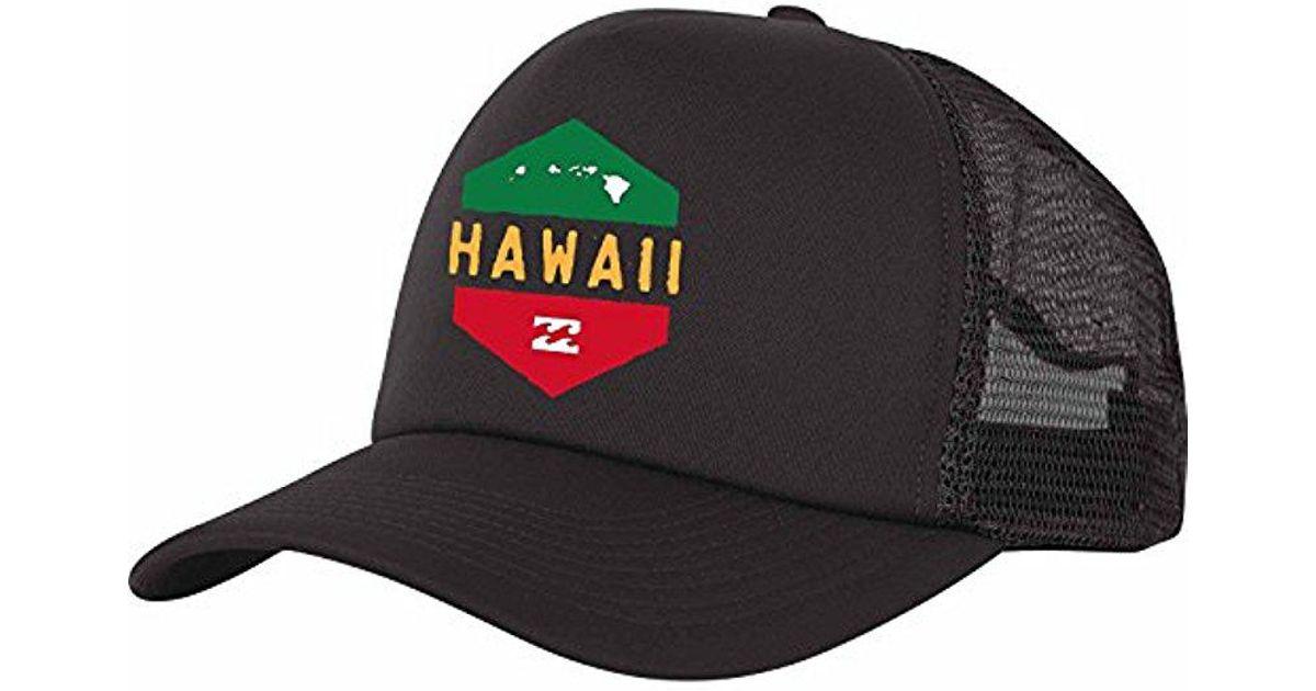 06fd1d56cd9 shop billabong hawaii hat 42e12 fa758