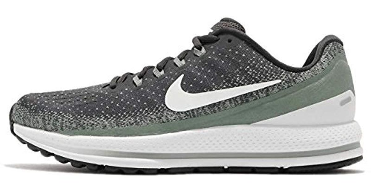 f32e5648aa16 Nike Air Zoom Vomero 13 Running Shoes in Green for Men - Lyst