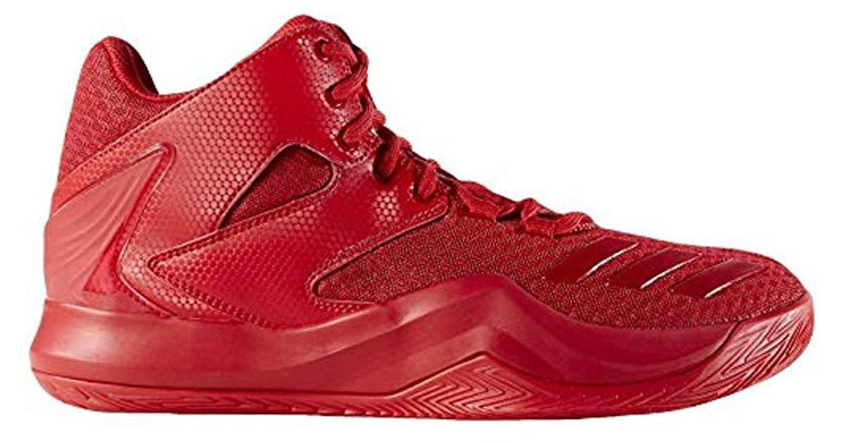 cheaper 88c86 ba9f5 Adidas D Rose 773 V Basketball Shoes in Red for Men - Lyst