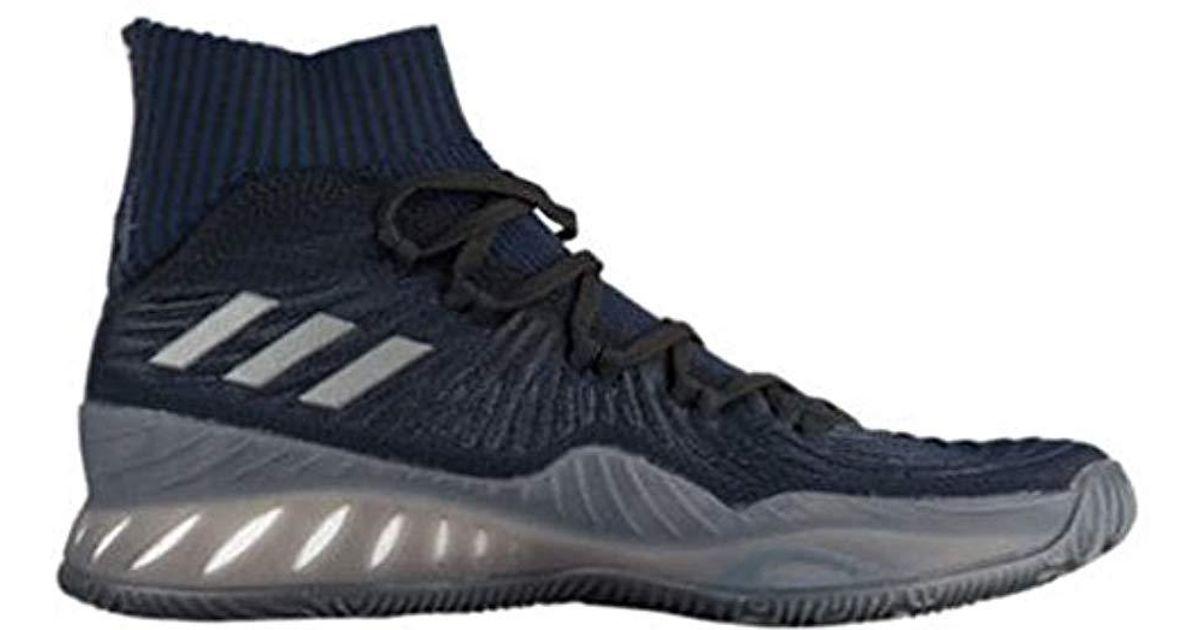 best website 256cf dadb4 Lyst - adidas Crazy Explosive 2017 Primeknit Basketball Shoes in Blue for  Men