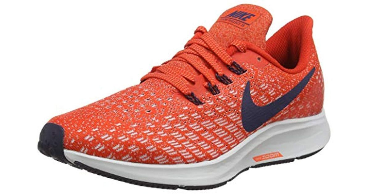 newest 45613 0fc70 Nike - Red Air Zoom Pegasus 35 Running Shoes for Men - Lyst