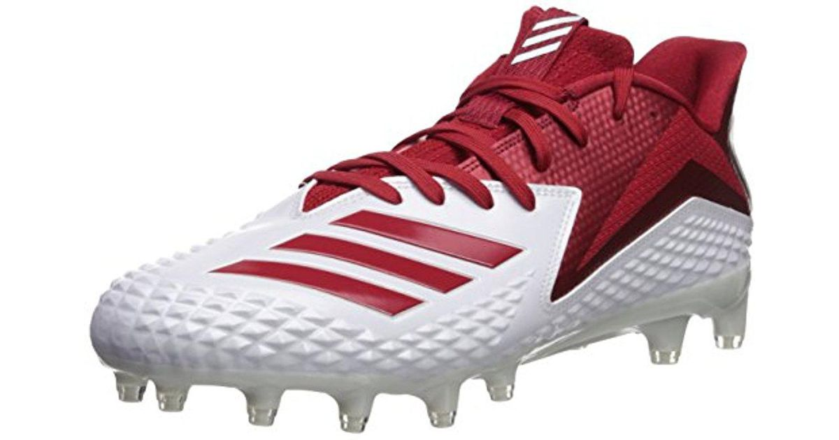 be5f953e9 Lyst - Adidas Freak X Carbon Mid Football Shoe in White for Men