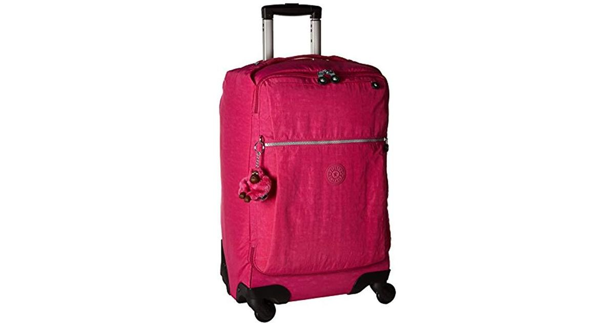 97aa9d330a1 Kipling Darcey Small Carry-on Rolling Luggage - Lyst