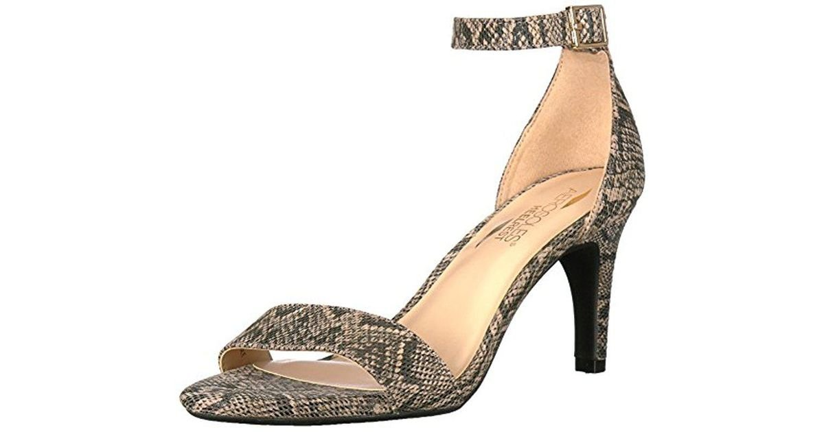 eed2f5702d89 Lyst - Aerosoles Laminate Dress Pump - Save 20%
