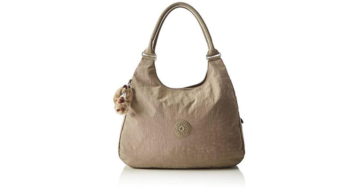 ed81e4ecc Kipling Bagsational Shoulder Bag in Gray - Lyst