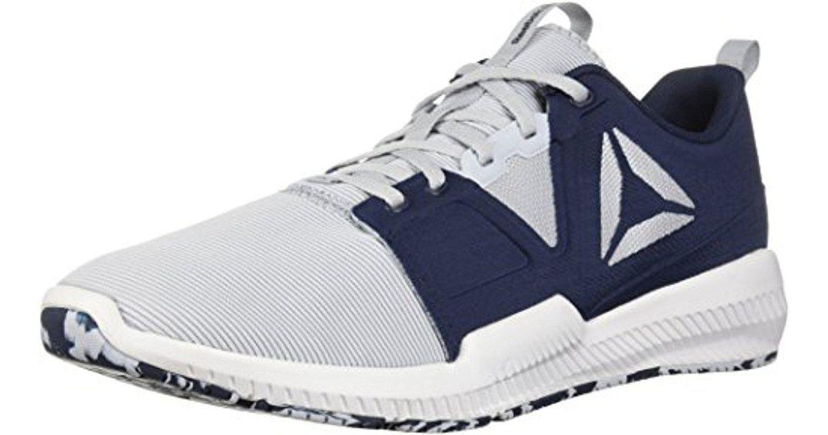 69666563d6be Lyst - Reebok Hydrorush Tr Sneaker in Blue for Men