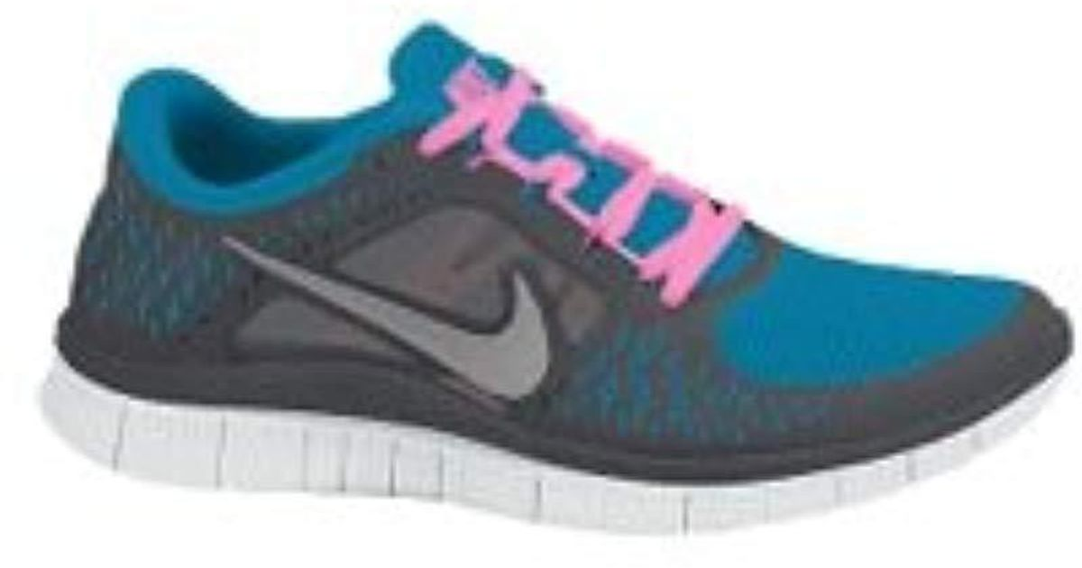 super popular 55eb6 eac15 Nike - Blue Free Run+ 3 S Running Shoe (510642-406) for Men - Lyst