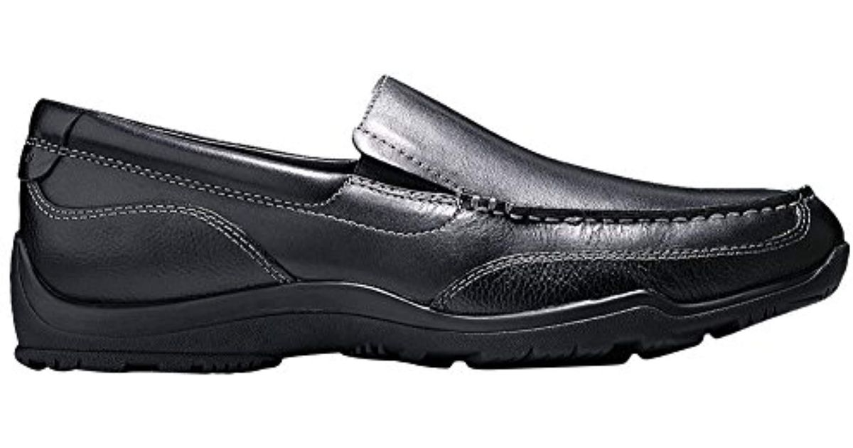 00a5abecce7 Lyst - Cole Haan Hughes Grand Vntn Ii Slip-on Loafer in Black for Men - Save  56%