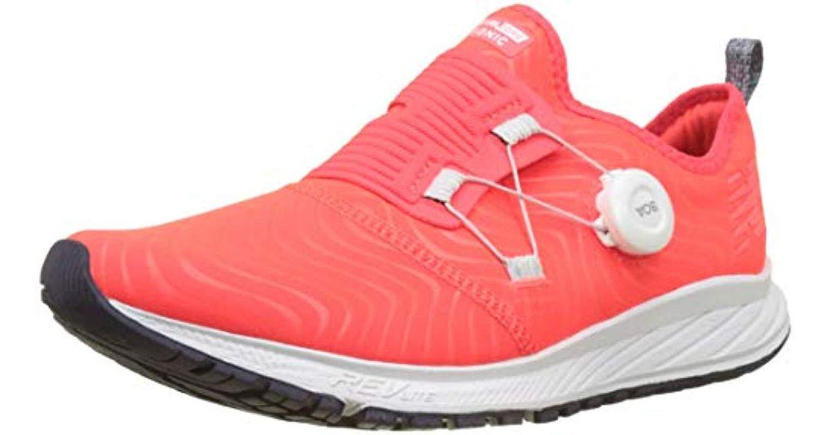 da6f96610d2ff New Balance - Orange Sonic V2 Fuelcore Running Shoe for Men - Lyst