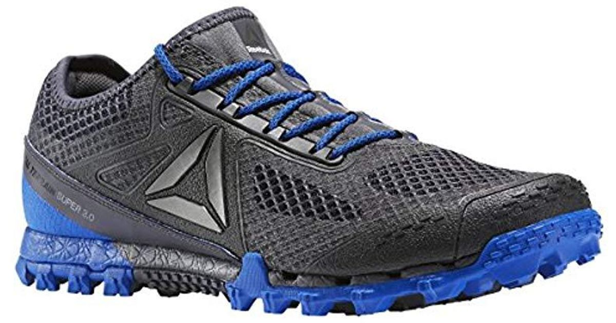 Lyst - Reebok All Terrain Super 3.0 Trail Runner in Gray for Men - Save 2% 4b801f107d0