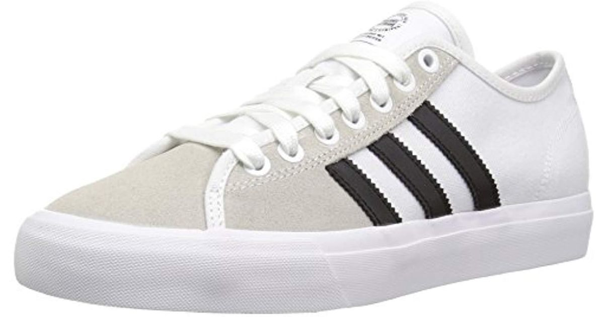 Lyst - adidas Matchcourt Rx Skate Shoe in White for Men - Save 13% 74f0b418f