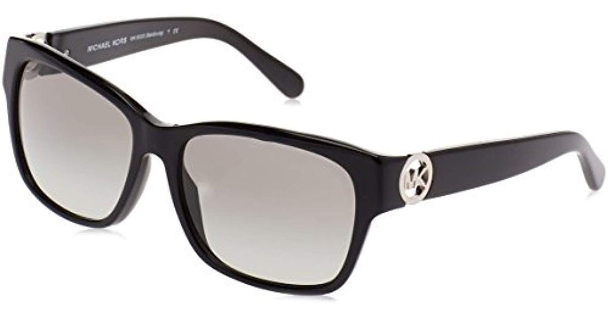 199cfdc5145 Michael Kors - Black Sunglasses - Lyst