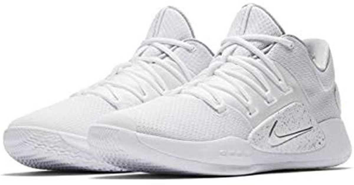 689c102c0722 Nike Hyperdunk X Low Fitness Shoes in White for Men - Save 7% - Lyst