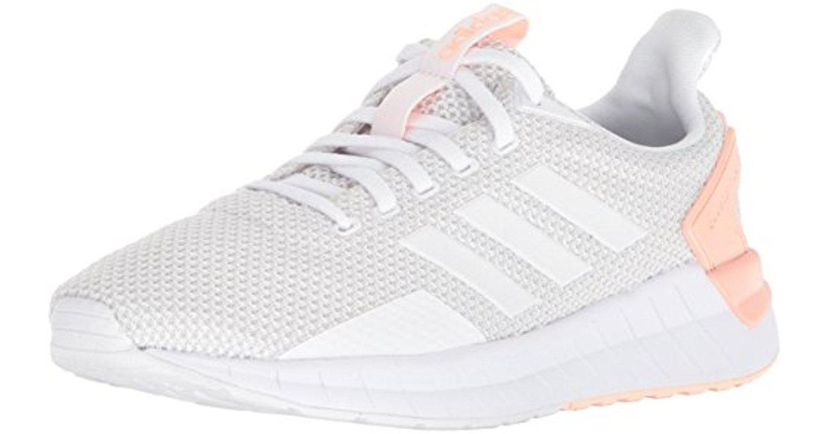 competitive price 4f36a 34199 Lyst - adidas Questar Ride W Running Shoe in White