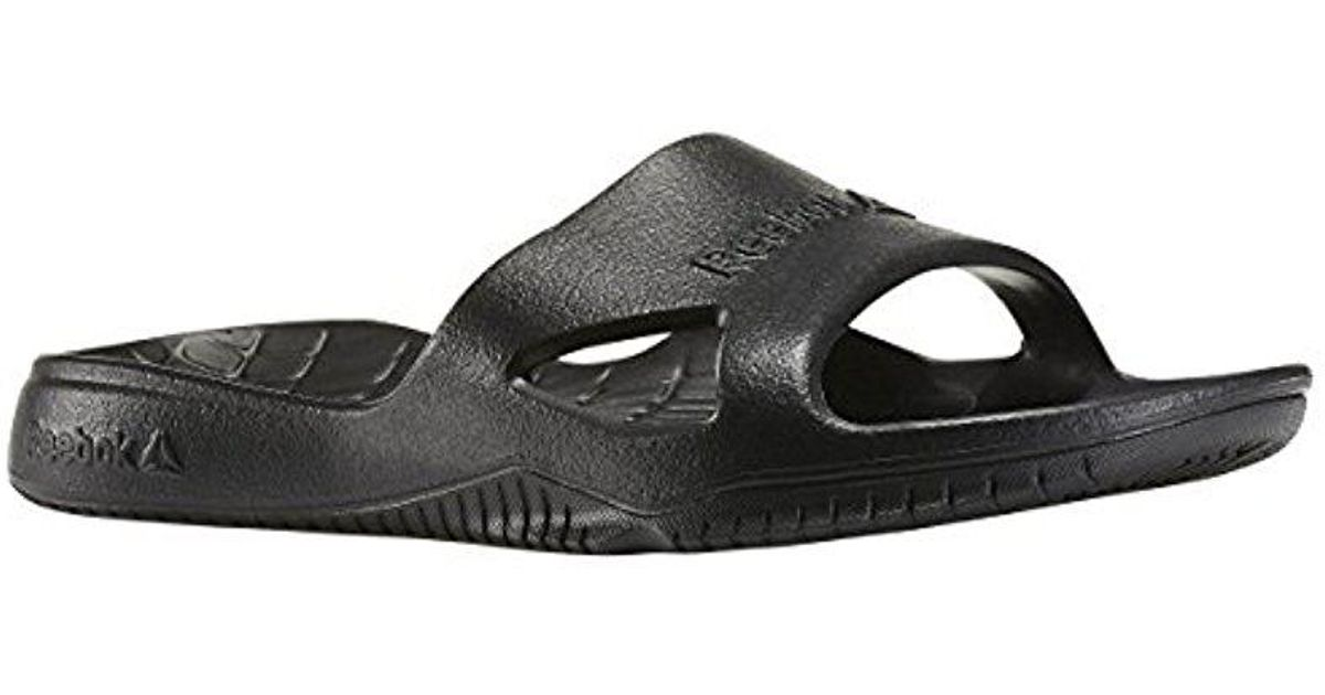 c198123a0c86b Lyst - Reebok Kobo H2out Athletic Sandal in Gray for Men