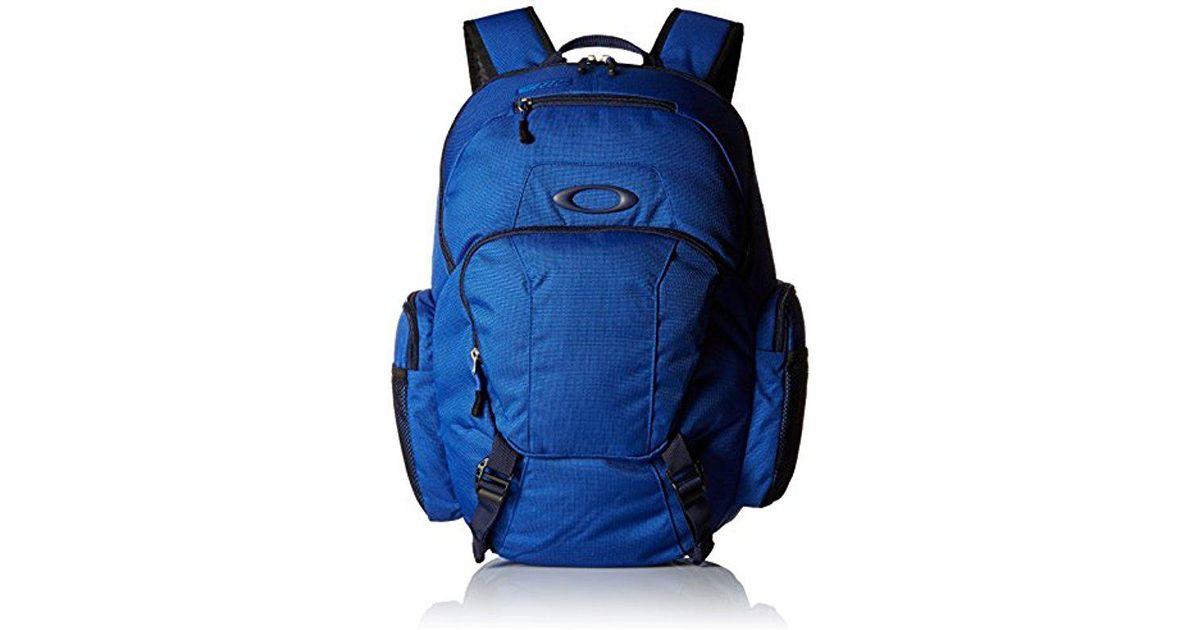 f22a70e009 Lyst - Oakley Blade Wet Dry 30 Backpack in Blue for Men