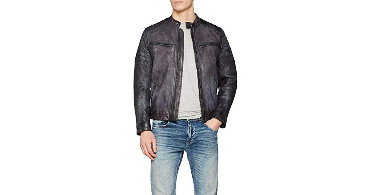 166443b7836 Pepe Jeans Keith Jacket in Gray for Men - Lyst