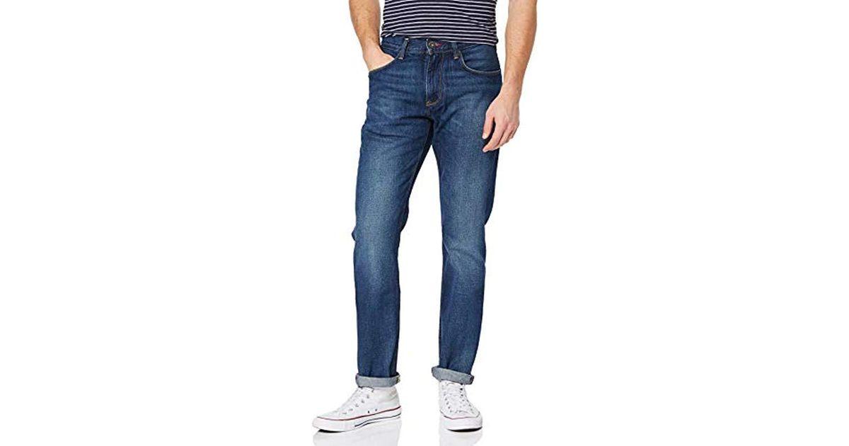 a6ffb072 Tommy Hilfiger Mercer B Middle Blue Jeans in Blue for Men - Lyst