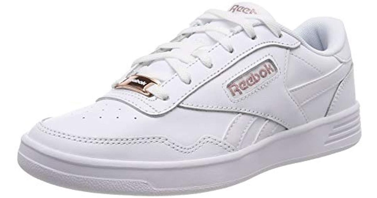 d0c9644ab7b6 Reebok Royal Techque T Lx Fitness Shoes in White - Lyst