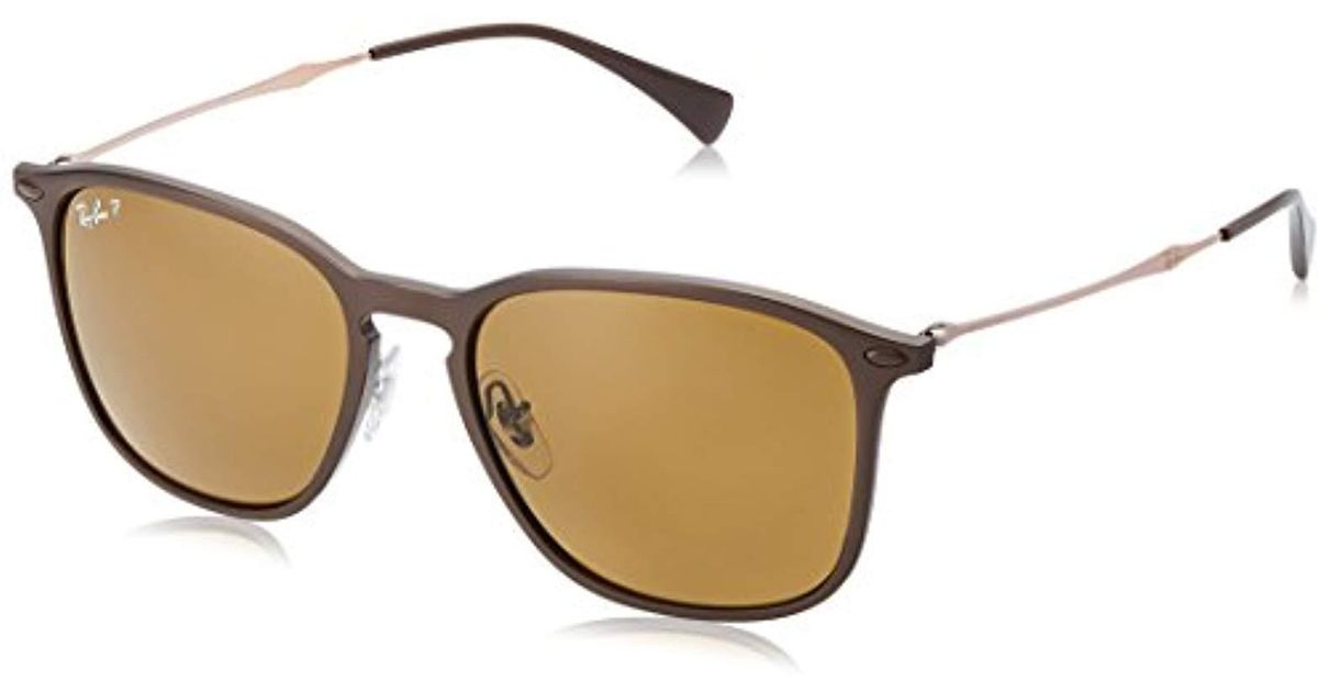 a016978d39 Ray-Ban - Brown Rb8353 Sunglasses - Lyst