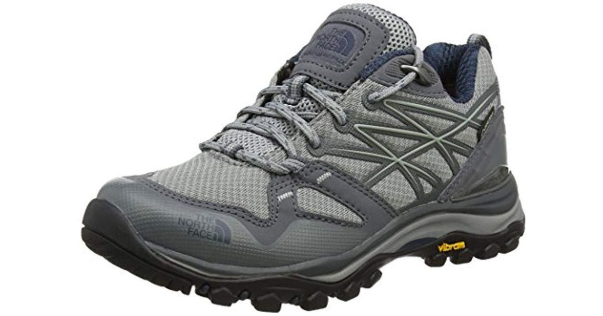 2f4eff8e1 The North Face - Gray 's Hedgehog Fastpack Gtx (eu) Low Rise Hiking Boots -  Lyst