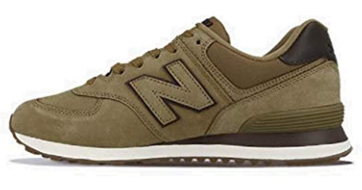 nouveau produit 3690f c9555 New Balance - Multicolor 574 Nbh Sports Shoes Sneaker Shoe Sneakers Tan  Soft And Light Running Gym, 42.5, Camel for Men - Lyst