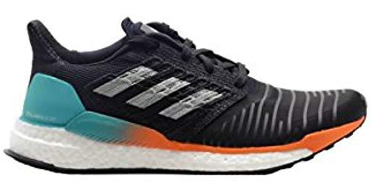 dfc3ac385d730 ... usa adidas s solar boost m training shoes in black for men lyst 57353  c9847