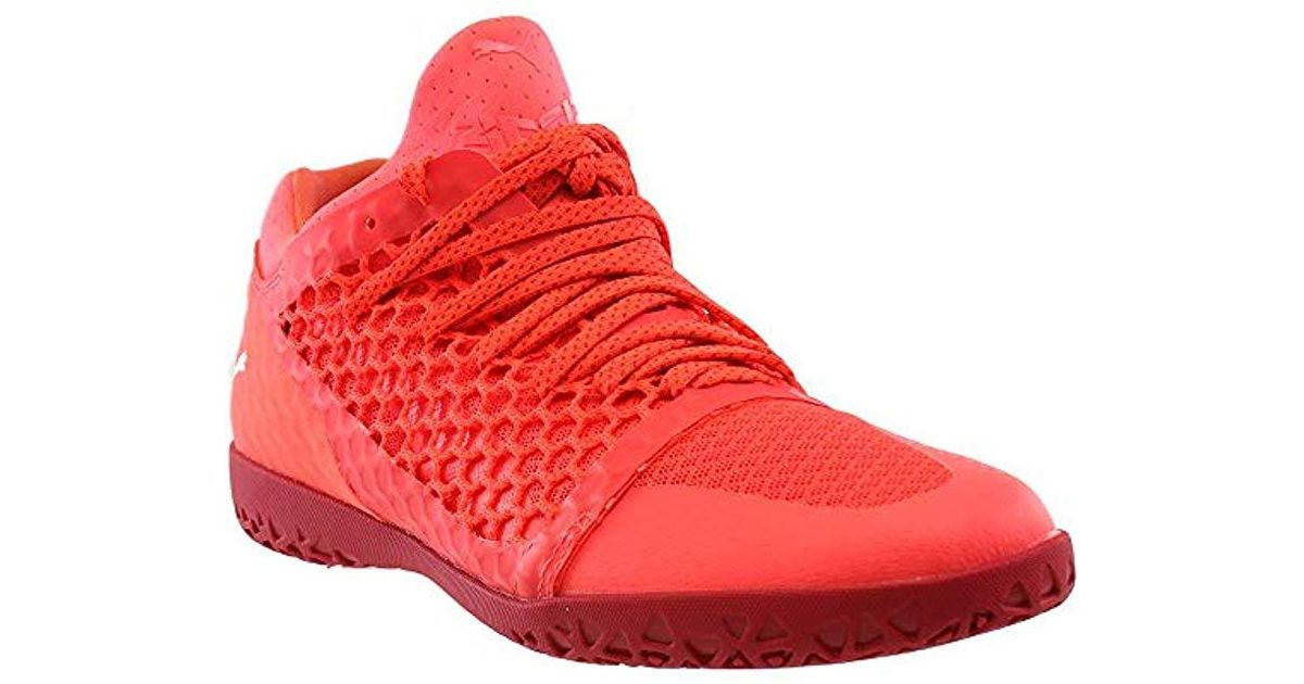 20c14192814 Lyst - PUMA 365 Netfit Ct Soccer Shoe in Red for Men