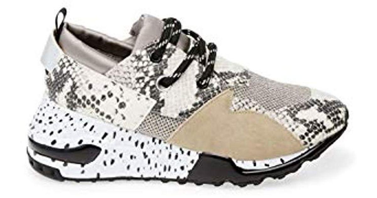 867af13599f Lyst - Steve Madden Cliff Sneakers - Save 31%