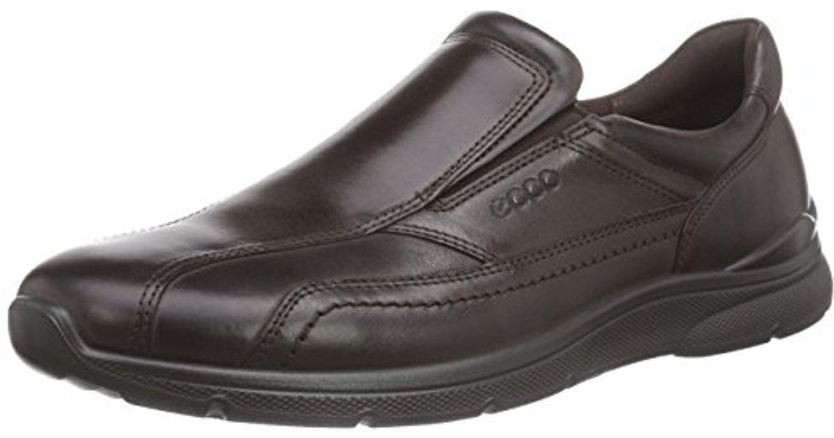 dbc53235156 Lyst - Ecco Irving Slip-on Loafer in Brown for Men