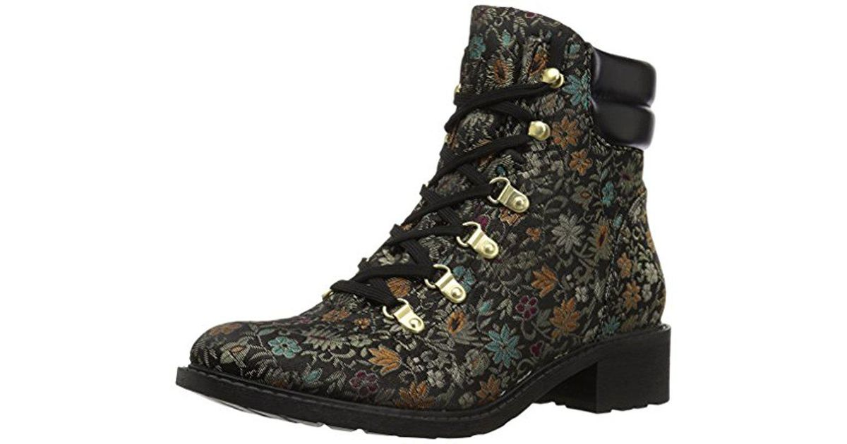 f655d0f8ae80 Lyst - Sam Edelman Darrah Fashion Boot in Black