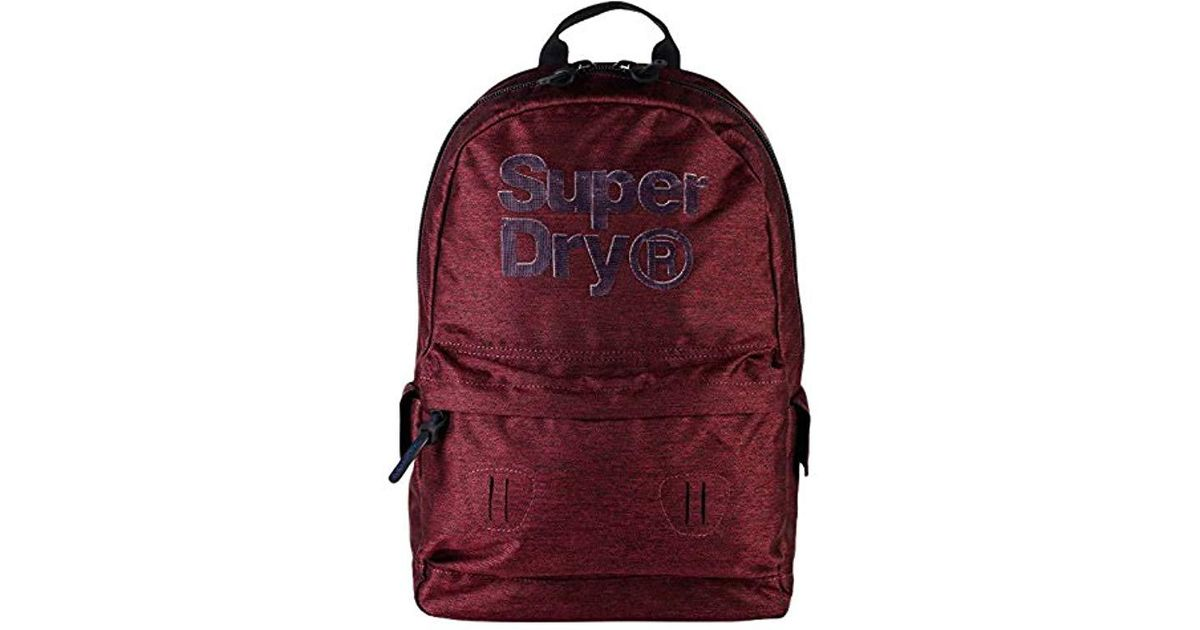 30b5c04c35f2 Superdry - Multicolor Blast Montana Backpack for Men - Lyst