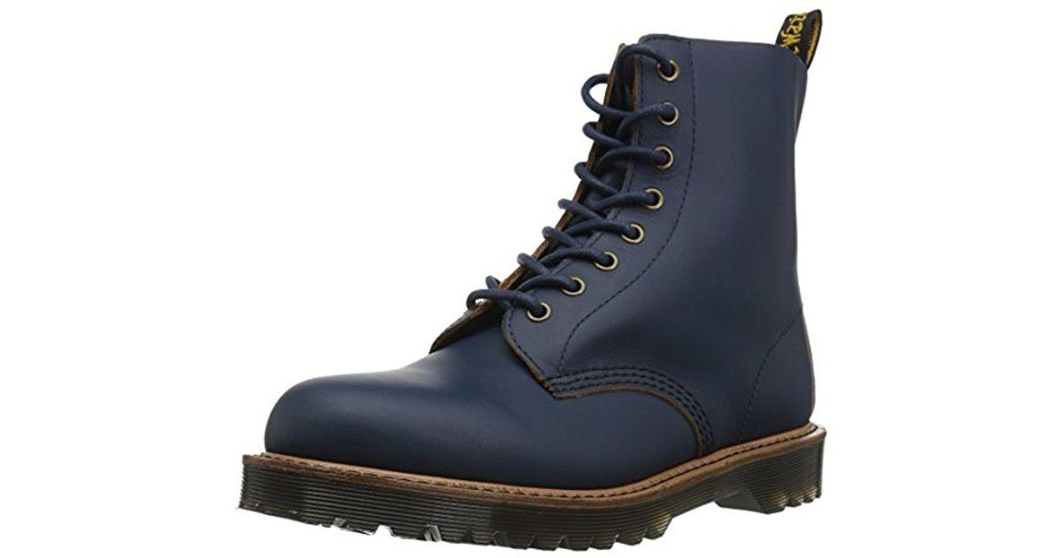 f2892fd315f7 Lyst - Dr. Martens Pascal Ii Fashion Boot in Blue