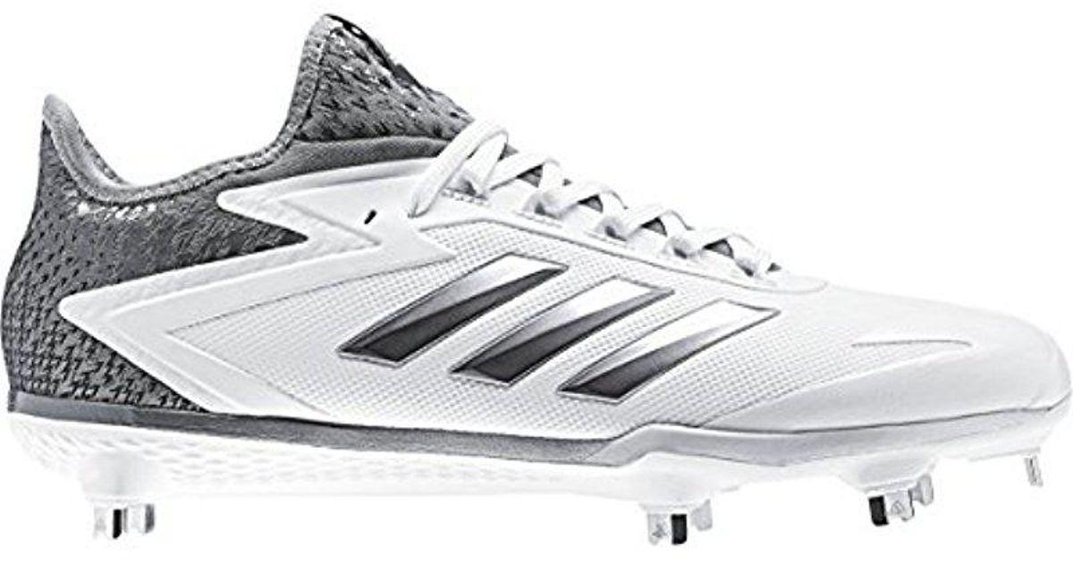 565252a7db9645 Lyst - adidas Performance Adizero Afterburner 4 in White for Men