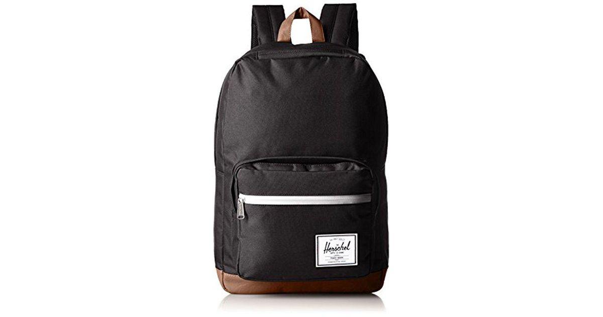 aacfa579af6 Lyst - Herschel Supply Co. Herschel Pop Quiz Backpack-black in Black for Men