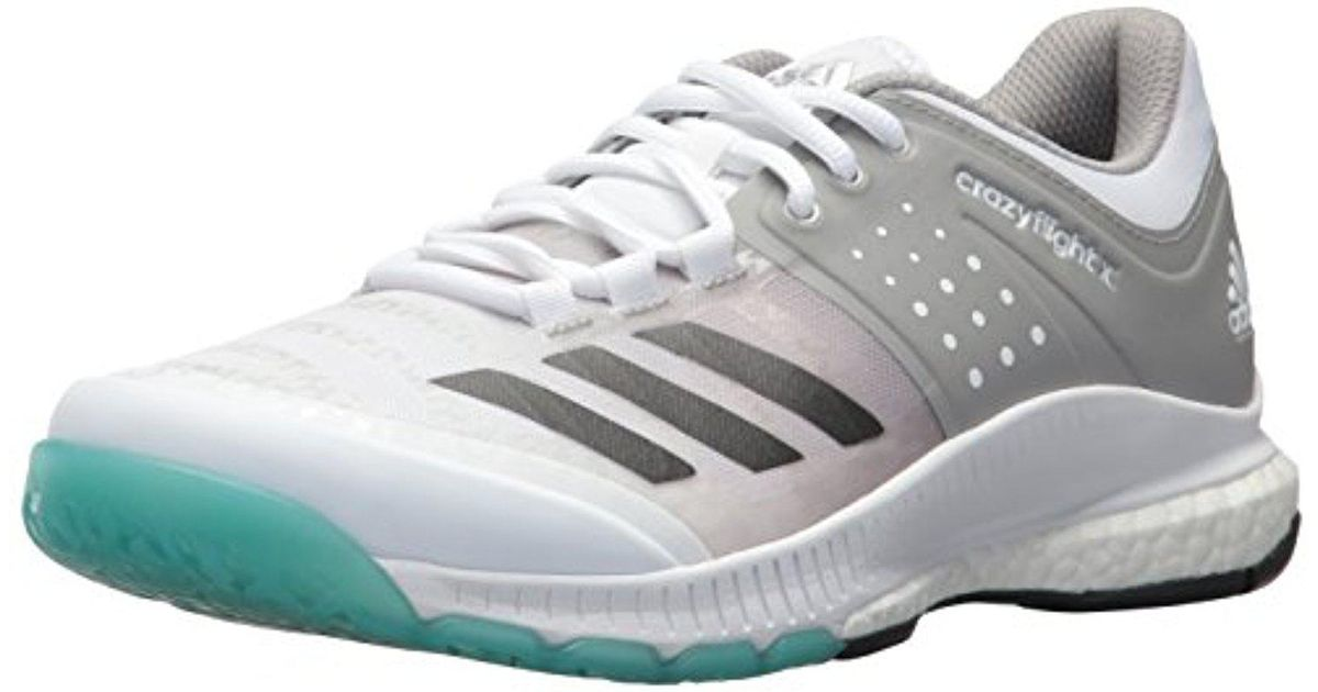 half off fad95 06894 Lyst - adidas Crazyflight X Volleyball Shoe