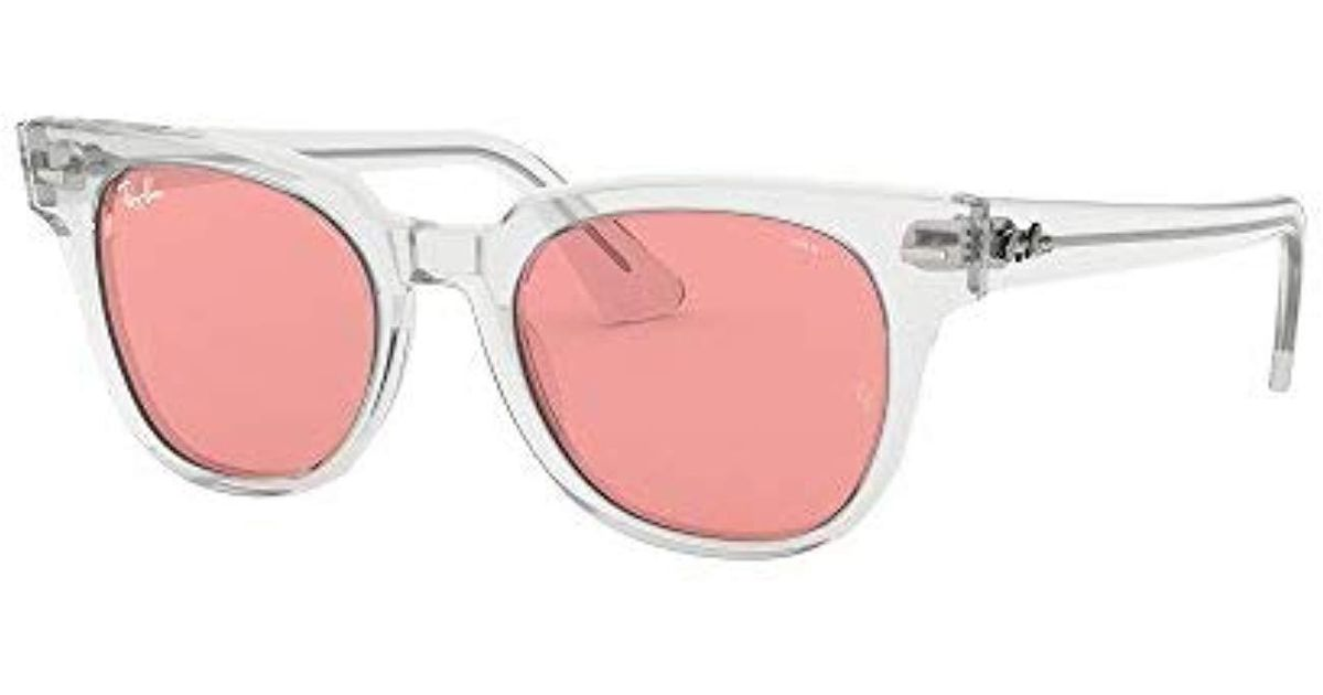 918ccaff08 ... coupon code for uk lyst ray ban rb2168 meteor sunglasses in gray for  men 612a1 ff6fd