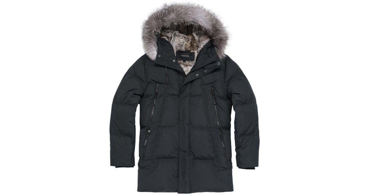 Andrew Marc Freezer Jacket Unisex In Black For Men Lyst