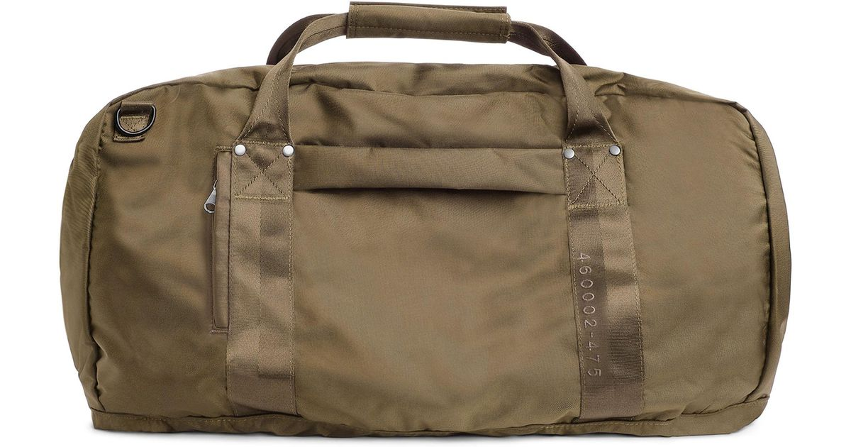 8470199f50 ARKET 72-hour 3-way Duffle - Lyst