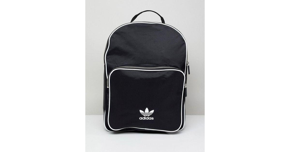 cb1fab7d393e Lyst - adidas Originals Adicolor Backpack In Black Cw0637 in Black for Men