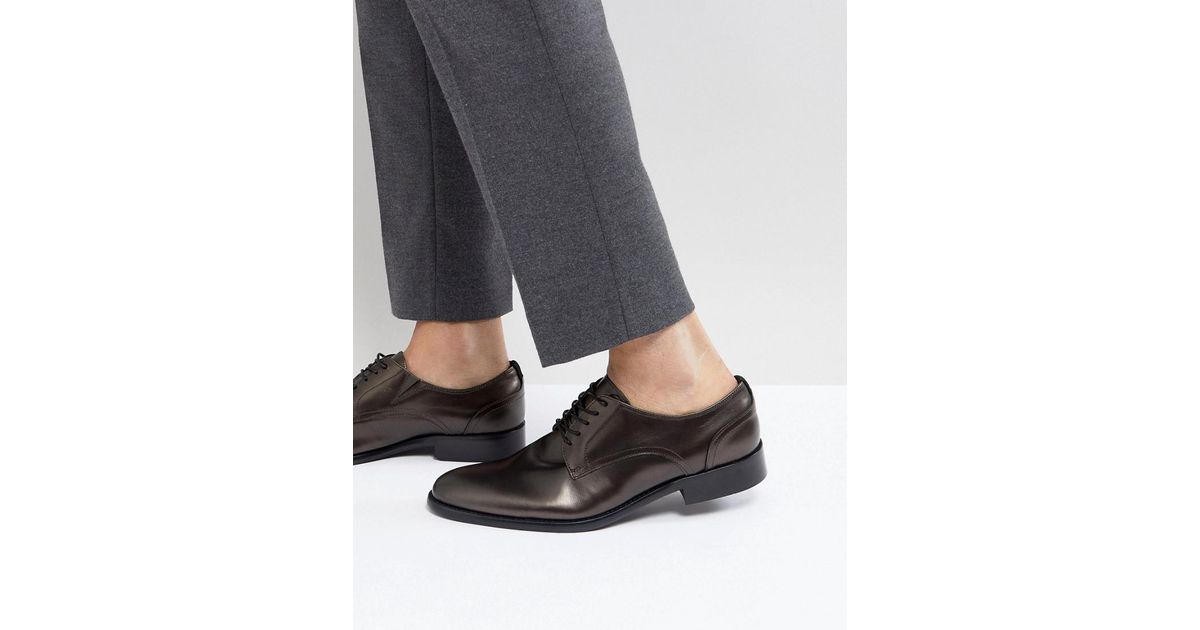 ALDO Exzephir Leather Derby Shoes sale with paypal x4tHlSUy