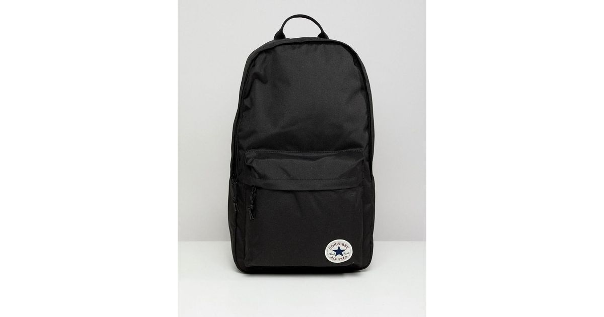 4d2c5bf20d Lyst - Converse Backpack In Black 10003329-a01 in Black for Men