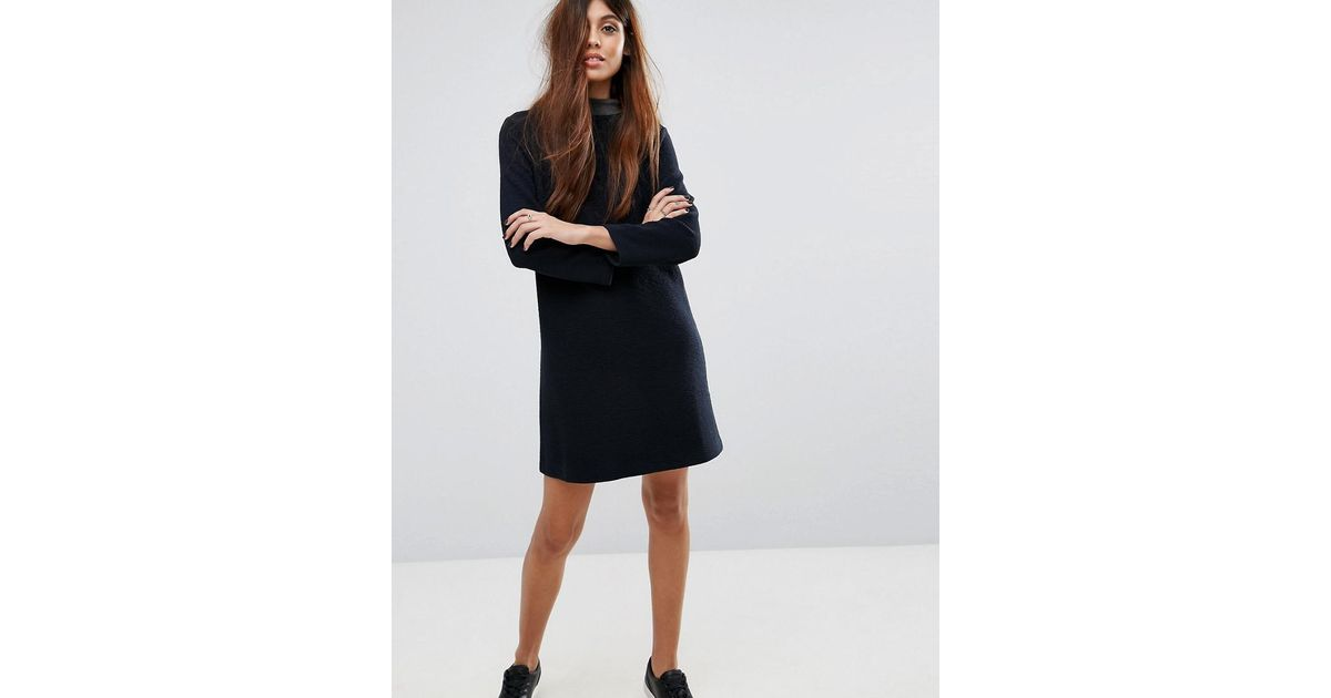 Brand New Unisex Cheap Price Best Supplier Womens Ellen Texture Dress French Connection Free Shipping Fake Authentic Online UUzh9sdfV