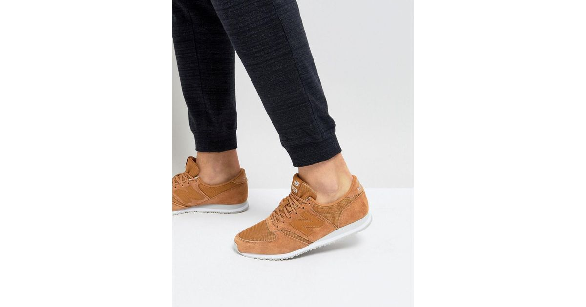 Authentic Cheap Online 420 Trainers In Tan U420LBR - Tan New Balance Fake Cheap Price hsxDsqZ