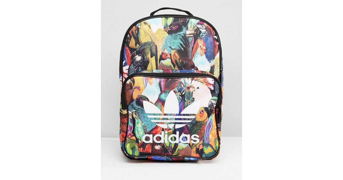 adidas Originals X Farm Passaredo Classic Backpack - Lyst 4409123c73