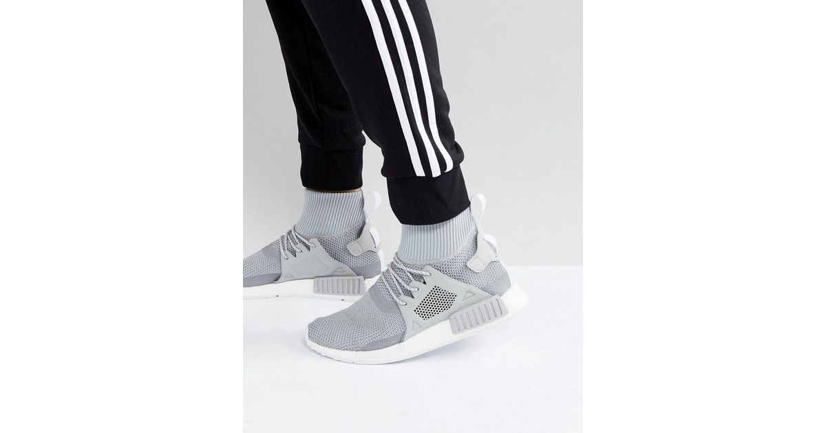 b72c2dc81 Lyst - adidas Originals Nmd Xr1 Winter Trainers In Grey Bz0633 in Gray for  Men