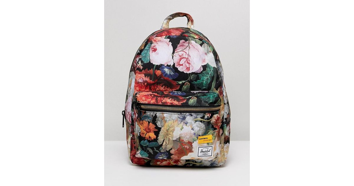 61271fb57c8 Herschel Supply Co. Herschel X Hoffman Grove Floral Backpack - Lyst