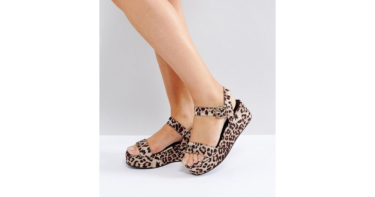 TOUCAN Wide Fit Wedge Sandals sale classic new for sale 641EZJ58f2