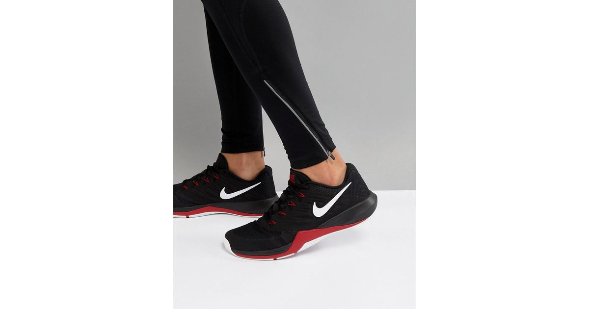 new products 57dd6 bbdc2 Lunar Prime Iron II Nike pour homme en coloris Noir - Lyst