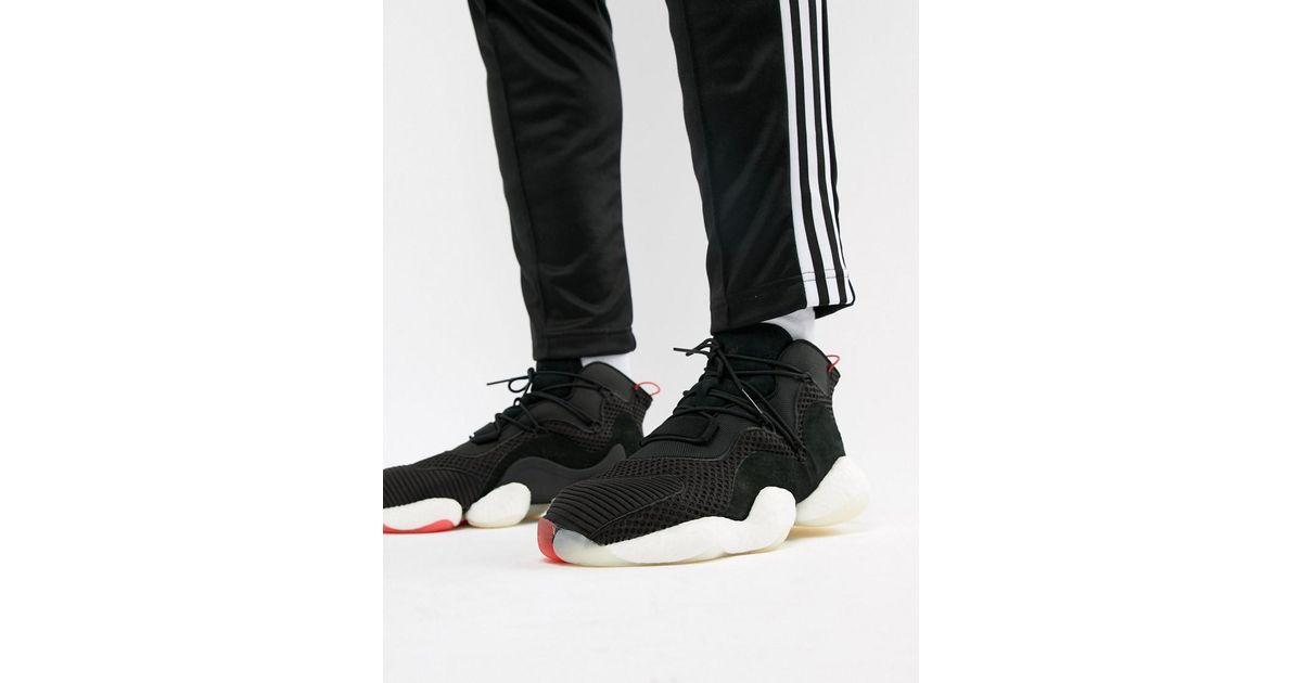 best website 3c469 dd9c1 Lyst - adidas Originals Crazy Byw Trainers In Black B37480 in Black for Men